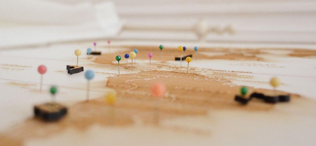 Géocodificar puntos y exportar las coordenadas GPS